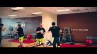 UFC on FOX 23:李景亮赛前在美国丹佛训练