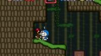 SFC SNES《哆啦A梦:大雄与妖精之国》游戏演示(4093)机器猫 小叮当