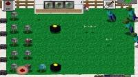 【口袋】我的世界版植物大战僵尸-迷你游戏:老虎机-新年一起中大奖吧