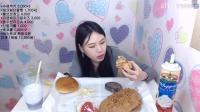 【韩国吃播-非兰】各种味道面包聚齐了