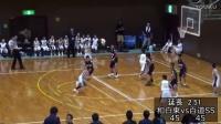 日本黑子的篮球重现!小学生射入超远三分球反胜!