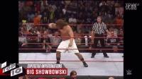 最新【解说中文】WWE大言不惭的下场!巨...