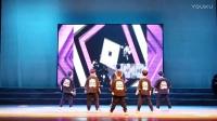 白城BG街舞流行舞蹈基地,第三届娱乐节[dancing king]