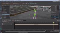 maya2017教程:非破坏性动画编辑-----基础设置和片段编辑