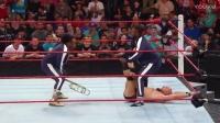 WWE2017年2月1日最新比赛视频中文解说WWE中文字幕