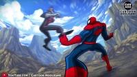蜘蛛侠VS蚁人