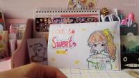 △惜瑾Sweet▽介绍一包love to sweet系列食玩包