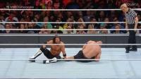 WWE2017皇家大战约翰塞纳 AJ斯泰尔斯英文版