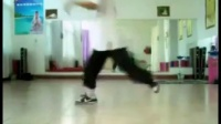 街舞教学 breaking (手转 头转 肘抛 抛)街舞视频教学