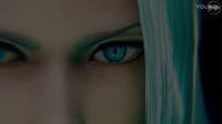 《最终幻想7X莫比乌斯》克劳德与萨菲罗斯穿越之战