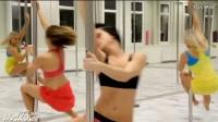 欧美性感美女们练习室丁字钢管舞蹈表演视频