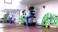 每日一练瘦身小技巧 美女教你做腿部瑜伽6天狂瘦十斤 琦芬影院下载地址隐藏入口相关视频