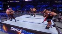 WWE-17年-WWESmackDown第910期全程(中文字幕)-全场