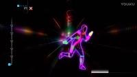 激光舞荧光舞蹈春青劲舞酒吧舞台动感LED大屏幕背景视频素材VJ