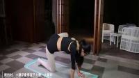 韩国大妈瘦身操跳绳减肥动作