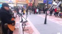 激情四射的舟舟,光谷街头-2017-02-04-16-06-551