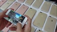 苹果7p开箱评测与iphone7功能对比演示 苹果7plus展示全..