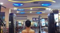 小行教练背部肌肉锻炼