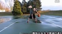 【街球教学】snake教你用crossover过人-街球freestyle教学加农贝克篮球教学
