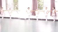 2017年1月7日广州高越舞蹈学校北舞少儿芭蕾舞考级