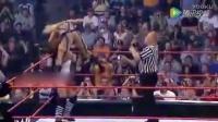 WWE女选手受伤集锦,看着有点疼!