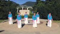 香山江南雨舞蹈队 又见北风吹