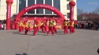 2017年河间市俊俏舞蹈队参加华苑庆元宵节文艺演出 曲目 张灯结彩