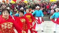 17年正月十四舂常在合唱团在平川人民广场表演群舞【张灯结彩】