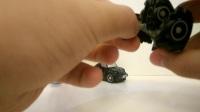(V制作)变形金刚q版可动玩具。