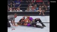 WWE【王室决战大赛2005】限制级巨星艾吉VS伤心小