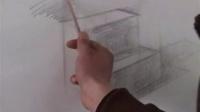 结构素描_铅笔素描从入门到精通_男生头像素描