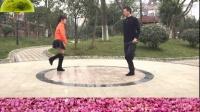 2017最新广场舞教学视频  双人舞《没有你陪伴真的好孤独》 附教学