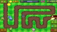 植物大战僵尸2第52期:新植物战士电流醋栗塔防版游戏