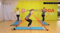 超靓韩国美女私教-紧身瑜伽裤2