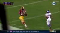 最长的 QB 在 NFL 橄榄球历史中运行 !高清