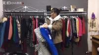 品牌服装库存尾货批发 新年第11期配货视频:高品质春装100件1500元一份,码数160到180!下单送价值150的纯手工双面羊毛大衣,只限前两份
