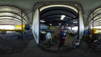 360 VR 全景 虚拟现实 VR纪录片 《翼上行走者(Wing walker)》-国家地理呈献