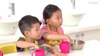 momo親子台  【甜蜜蜜小熊飯】快樂小廚房 S1_EP19 【官方HD完整版 】