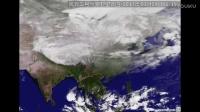 2017年的雾霾卫星云图