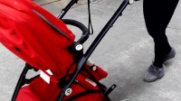 淘宝介入:anglebay儿童推车前轮无法正常使用——卖家tb461978_2012买家yelei307
