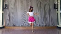 清纯美女[舞媚娘]好听的韩国歌曲《真的真的喜欢你》俏皮可爱的简单舞蹈 广场舞