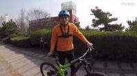 《坤哥教你骑》 慢上的延展 自行车上楼梯