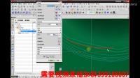 UG编程清根驱动,精加工弧面与弧面的接角,文本驱动,倒角实战