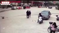江西五岁女孩被碾死司机担主责  家属索赔120万