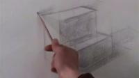 素描入门几何体图片_素描静物入门_女生头像 素描
