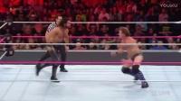 WWE2017年2月16日最新比赛视频中文解说WWE中文字幕_-_WWE_RAW第1221期全程(中文字幕)-全场131