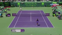 2012 Miami R4 Sam Stosur vs Serena Williams