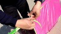第七代电动车遮阳伞安装视频