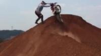 郴州石盖塘越野摩托车场地