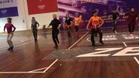 2017年浙江省健身舞(广场舞)培训展示,排舞:爱让一切更美好